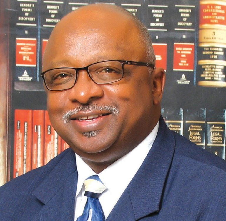 Chester Ellis [M.Ed. '96] serves as Chatham's County Commissioner