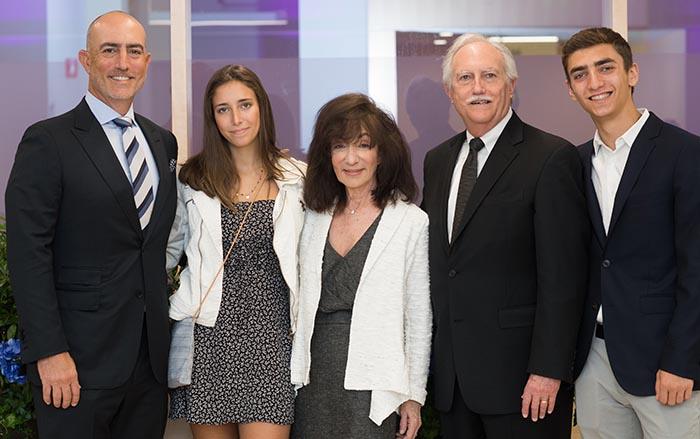 Bezos family