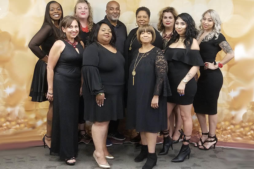 Marriage & Family Therapy CC grads