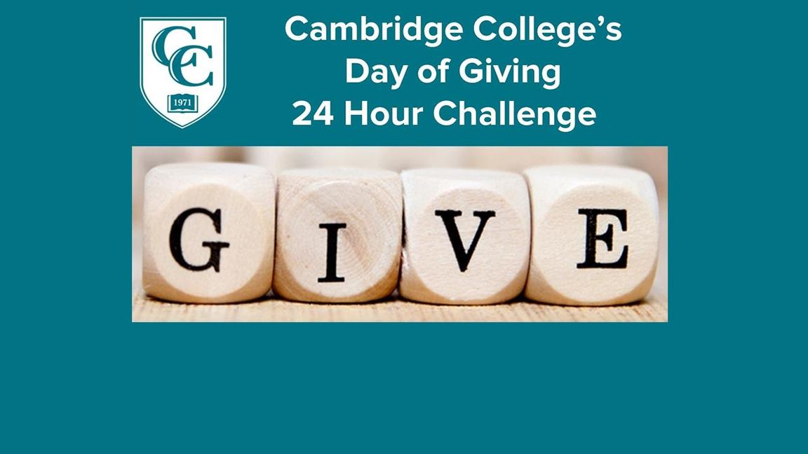 24-hour day of giving