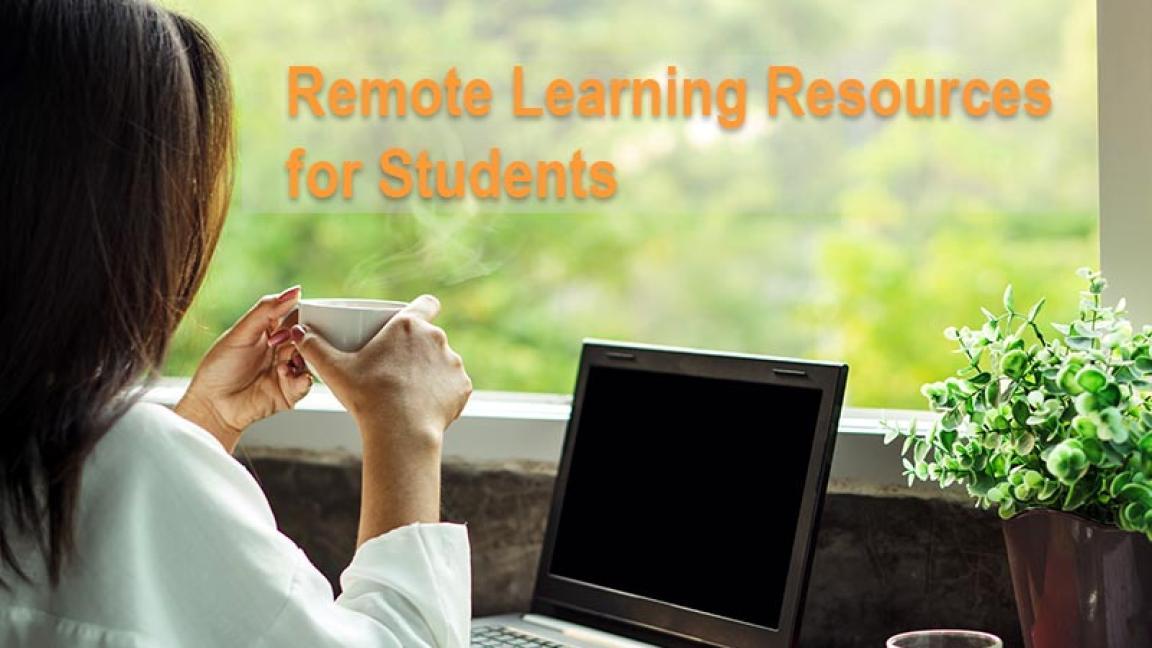 remote student