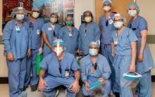 Mass General proning team